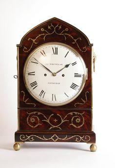 Antiques Atlas - James Whitelaw Bracket Clock