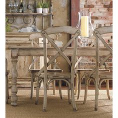 Found it at Wayfair - Wakefield Dining Table