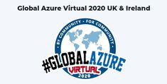 I will be part of the Global Azure Virtual 2020 UK & Ireland, where I will contribute with 2 sessions around Azure Hybrid Management and Azure Governance. Second Live, Public Speaking, Might Have, I Am Happy, Knowing You, Thursday, Ireland, Friday, Im Happy