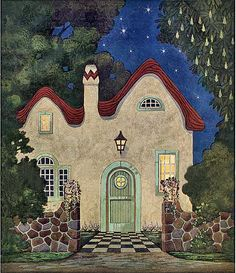 Reminds me of ME: Night Cottage