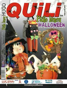 QUILI paño LENCI Halloween