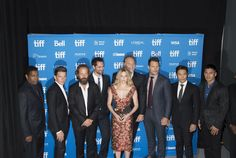 TIFF 2016: Pushed To Talk Diversity, Antoine Fuqua And His 'Magnificent Seven' Cast Instead Have Some Fun At Toronto Film Festival