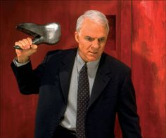 "Steve Martin also plays a dentist in the film ""Novocaine"" who gets involved in Murder. Glenn Martin, Steve Martin, Dentistry, Plays, Teeth, Film, Christmas, Games, Movie"