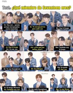 Woozi, Jeonghan, Wonwoo, The8, Bambam, Got7, Diecisiete Memes, Kdrama, Seventeen Memes