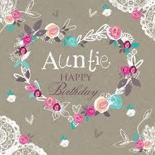 happy birthday aunt - Google zoeken