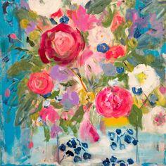 Precious Life by Carrie Schmitt - Botanical Art