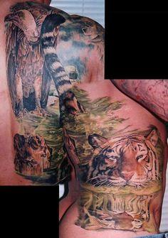Steve Peace tattoo - Google Search