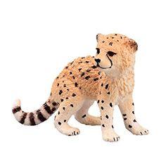 Schleich 14747 - Spielzeugfigur, Gepardenbaby