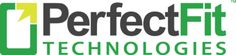 Perfect Fit Tech Screen Shield Screen Protector with the Perfect Fit Applicator Logo