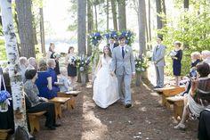 Rustic Camp Wedding