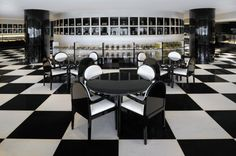 Armani/Peck @ Armani hotel Dubai in Burj Khalifa Dubai Hotel, Hotel Spa, Lounges, Resorts, Halls, Hotel Interiors, Armani Interiors, Suites, Burj Khalifa