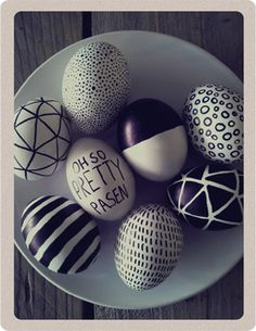 Décorez vos oeufs pour ces fêtes de Pâques, DIY
