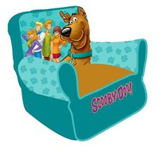 Scooby-Doo Paws Bean Chair http://www.americantoyboutique.com/item_1456/Scooby-Doo-Paws-Bean-Chair.htm - Made in America $33.50