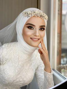 Fancy Wedding Dresses, Muslim Wedding Dresses, Wedding Hijab, Bridal Dresses, Bridal Hijab Styles, Muslimah Wedding Dress, Afghan Wedding, Hijab Evening Dress, Best Bride