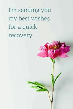 Inspiring And Funny Get Well Soon Quotes And Poems For Your