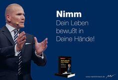 Nimm Dein Leben bewußt in Deine Hände! www.martinlimbeck.de
