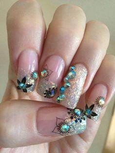 Nail art design - http://yournailart.com/nail-art-design-15/ - #nails #nail_art…