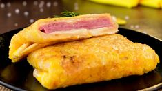 Petit déjeuner rapide, rassasiant et délicieux ! Diet Recipes, Vegetarian Recipes, Healthy Recipes, Protein Breakfast, Breakfast Recipes, Tortillas, Pain Pita, Enjoy Your Meal, Breakfast Burritos
