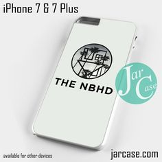 The NBHD Logo YD Phone case for iPhone 7 and 7 Plus