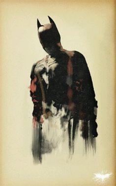 The Dark Knight Rises character poster - Batman. Im Batman, Batman Art, Batman Stuff, Geeks, Rise Art, Batman Tattoo, Batman Poster, Inspirational Movies, Grunge Art