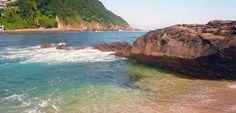 A mini-beach on Santa Clara Island #beach