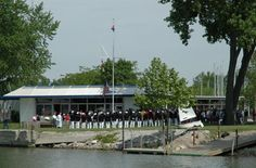 North Cape Yacht Club, La Salle, Michigan USA