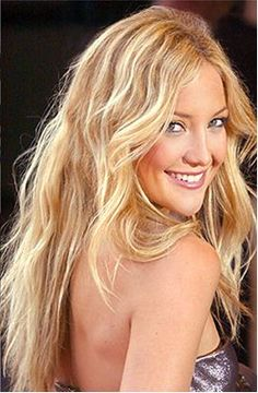 Kate Hudson - this might be my favorite hair look of all time!