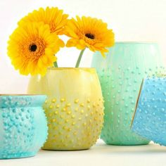 Transform Cheap Glass Vases With These 17 Stunning Ideas | Hometalk