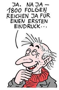 """Die letzte Folge: Volker Reiches """"Strizz"""" vom 31.12.2010"""