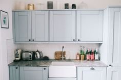 Snippets Of Our Kitchen. – Poppy Deyes