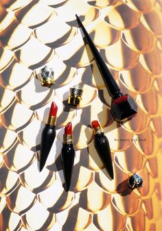 The Beauty Look Book: Christian Louboutin Lip Colours: Rouge Louboutin