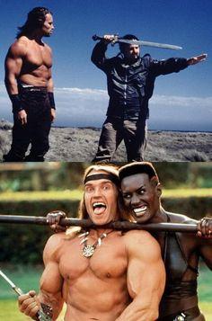 arnold schwarzenegger filmer