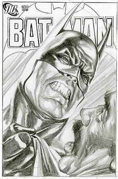 Batman by Alex Ross. The most amazing artist. Comic Book Artists, Comic Book Characters, Comic Artist, Comic Character, Comic Books Art, Arte Dc Comics, Bd Comics, Batman Comics, Alex Ross