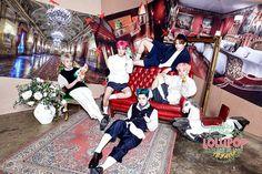 Noticias K-POP: O Novo Boy Group IMFACT revela teaser imagem para ...