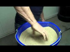 Learn about Sand Bucket Hand Exercises Martial Arts Strengthening Drill Blac - Black Belt - Ideas of Black Belt - Learn about Sand Bucket Hand Exercises Martial Arts Strengthening Drill Black Belt Wiki Karate, Martial Arts Workout, Martial Arts Training, Aikido, Judo, Wing Chun Training, Martial Arts Techniques, Hand To Hand Combat, Qi Gong