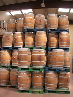 used wine barrels for sale
