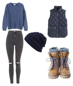 """""""rainy days"""" by nadia-taha on Polyvore featuring Topshop, Monki, J.Crew, women's clothing, women's fashion, women, female, woman, misses and juniors"""