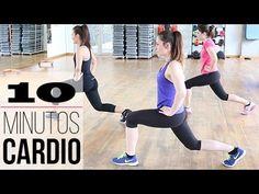 Rutina de cardio 10 minutos para perder peso         .                Deporte & cultura