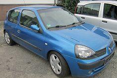 Renault Clio 1.5 DcI  Bj.2003 Grüne Plakette