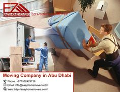Easy home movers is the best #moving company in abu dhabi.