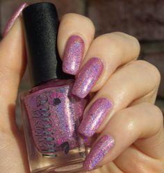 Green, Glaze & Glasses: Colors by Llarowe - Pink Sprinkles Oops