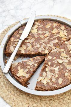 Dutch Recipes, Sweet Recipes, Yummy Cookies, Cake Cookies, Cake Recept, Good Food, Yummy Food, Pastry Cake, No Bake Desserts