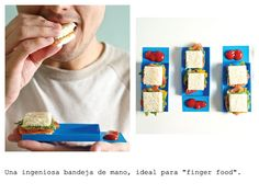 Design for food, made by Food&Event.