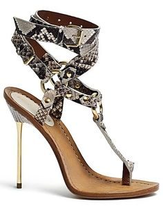 Emilio Pucci - 2014 - Sandals - Shoes - Boots - Heels