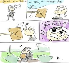 The Witcher 3, doodles 77 by Ayej on DeviantArt