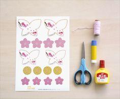 ひな祭り用吊るし飾りの作り方 LittleLemonade ARCHDAYS