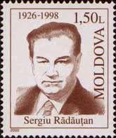 Chişinău, oraşul meu: Sergiu Rădăuţanu (1926-1998) - primul rector al Un...