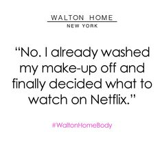 Nope. ✋ Not today. #quotes #funnyquotes #netflix