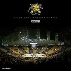 Black & Gold at Charles Koch Arena