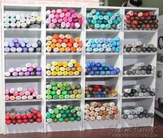 Fabulous Copic Marker Resource! Download charts, learn about blending, storage, etc.